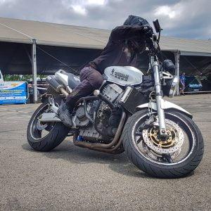 Szkolenie motocyklowe – Jazda Precyzyjna 2