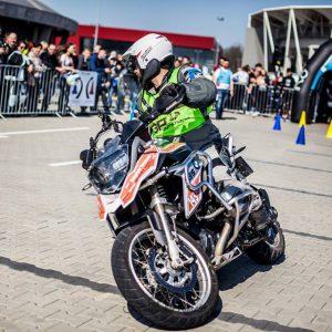 Szkolenie motocyklowe – Jazda Precyzyjna