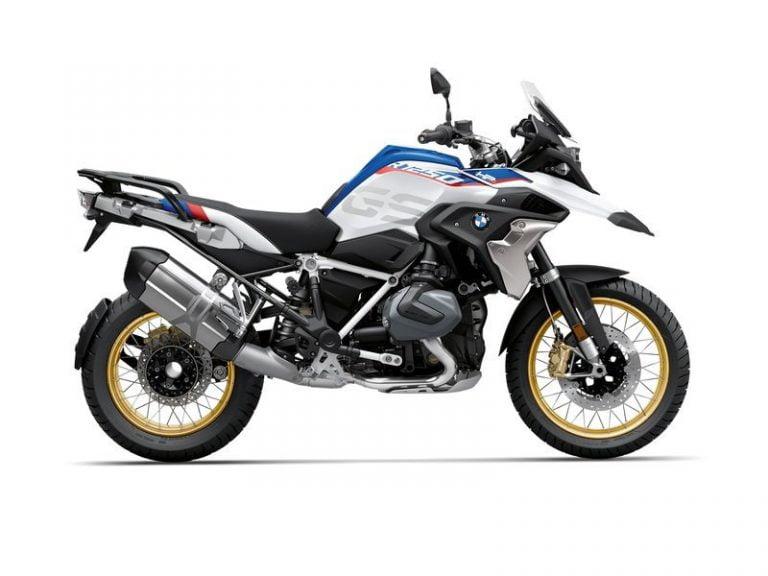 motocykl bmw gs