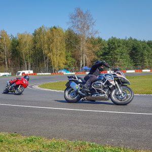 Szkolenie motocyklowe na torze – Serpentyny 1