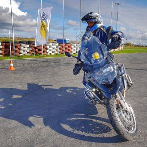 Szkolenie motocyklowe – Jazda Precyzyjna 1