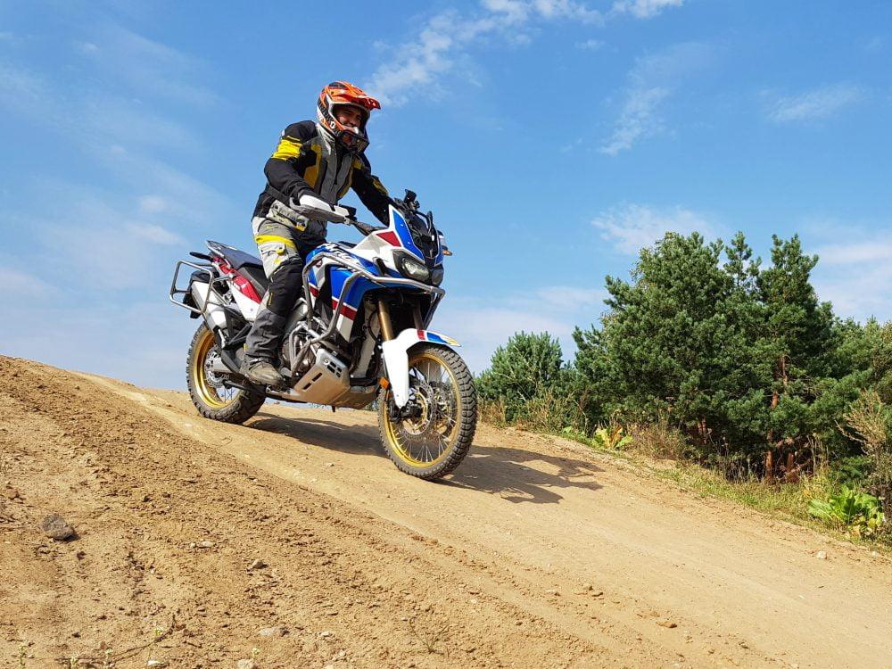 szkolenie bezpiecznej jazdy motocyklem