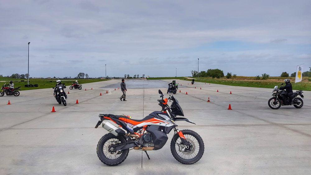 szkolenia motocyklowe na torze na Śląsku