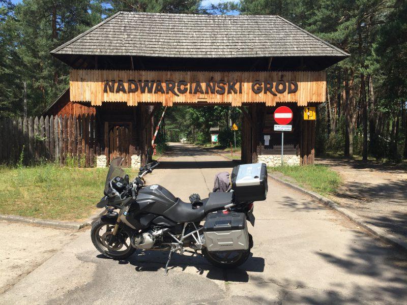 Przez Polskę – część północno wschodnia