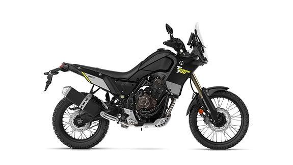 motocykl yamaha t7