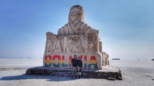 Ameryka Południowa motocyklem. Część 3 – Boliwia