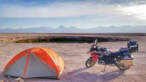 Ameryka Południowa motocyklem. Część 4 – Atacama i Altiplano