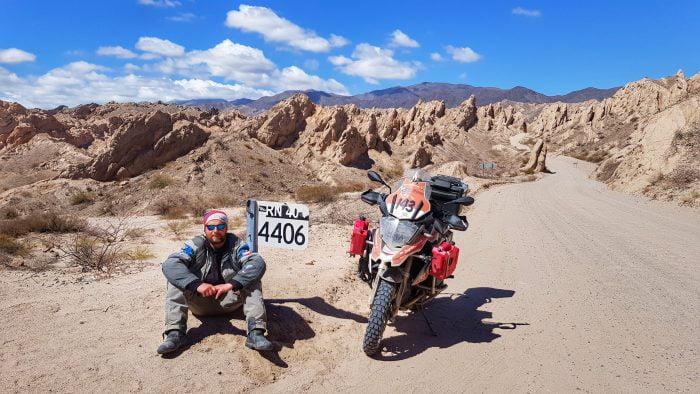 Ameryka Południowa motocyklem. Część 5 – Argentyna – Ruta 40