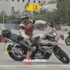 motocyklista promocje