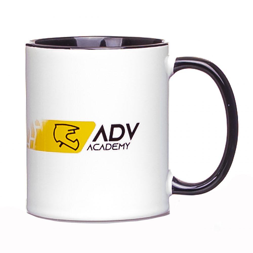 kubek do kawy z uchem ADV Academy